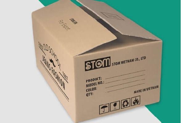 in hộp giấy bằng phương pháp in offset